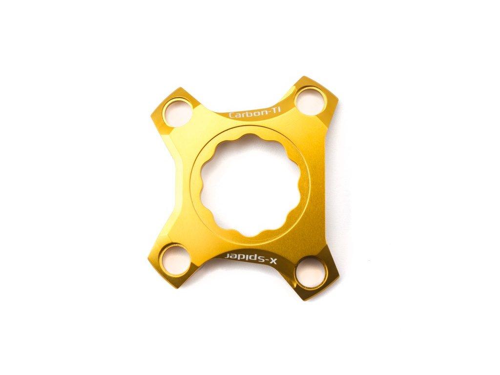 Carbon-Ti  X-Spider AL7075 X-THM BCD 76