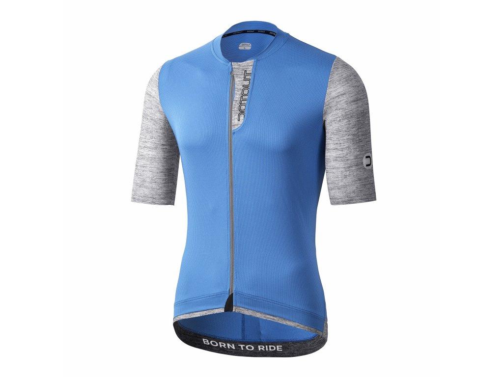 Pánský cyklistický dres Dotout Premium Jersey Avio