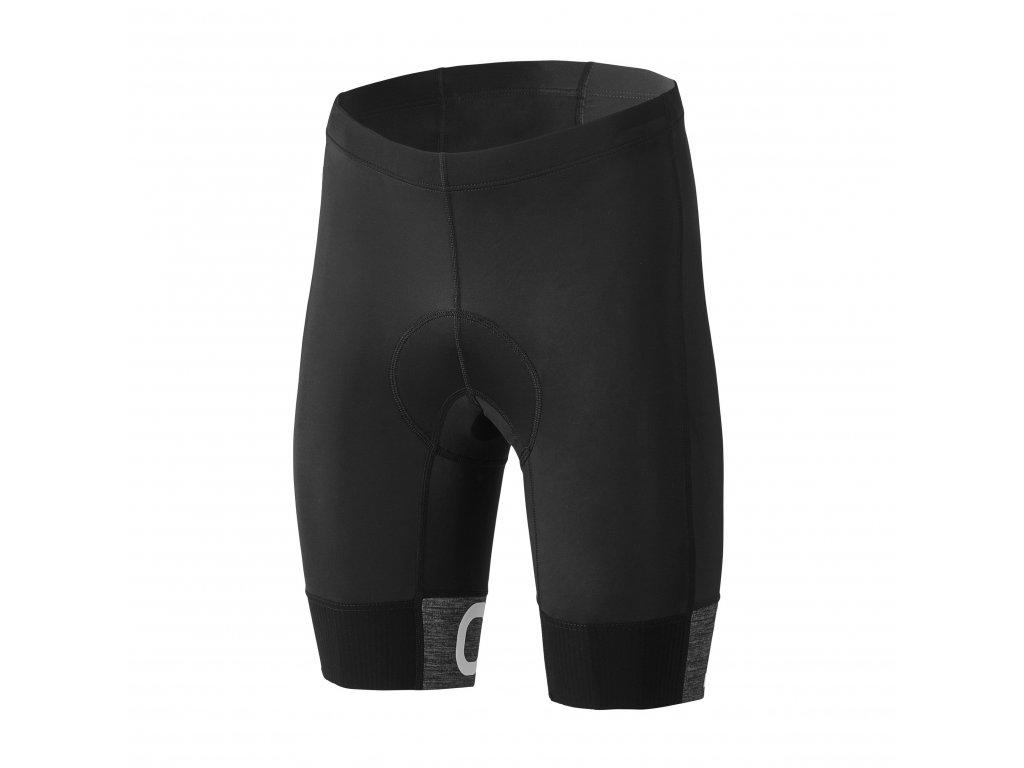 Pánské cyklistické kalhoty Dotout Team Short Black/Black