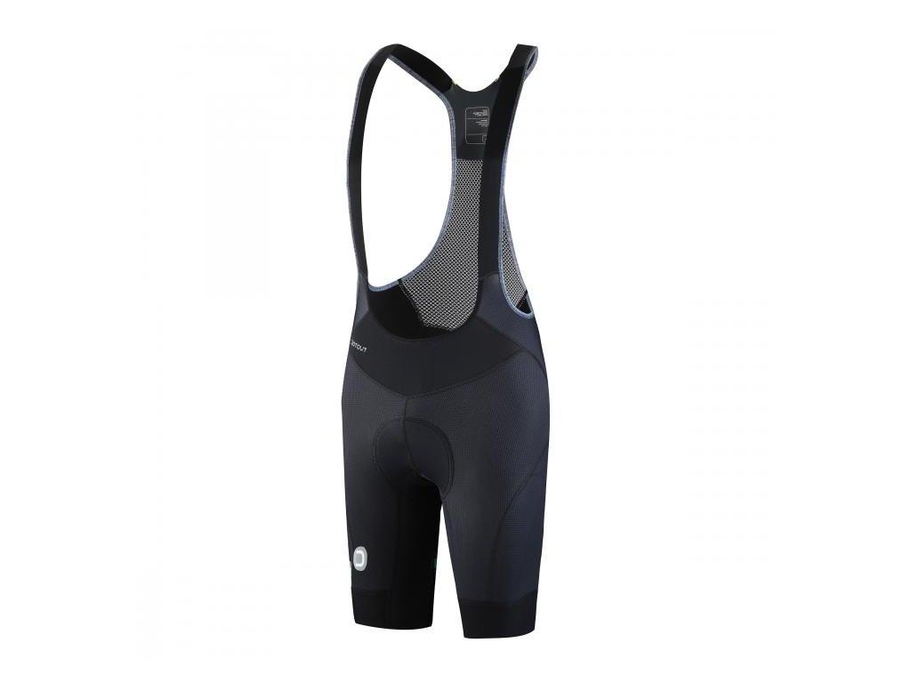 Pánské cyklistické kalhoty Dotout Combo Dryntech Bib Short Black