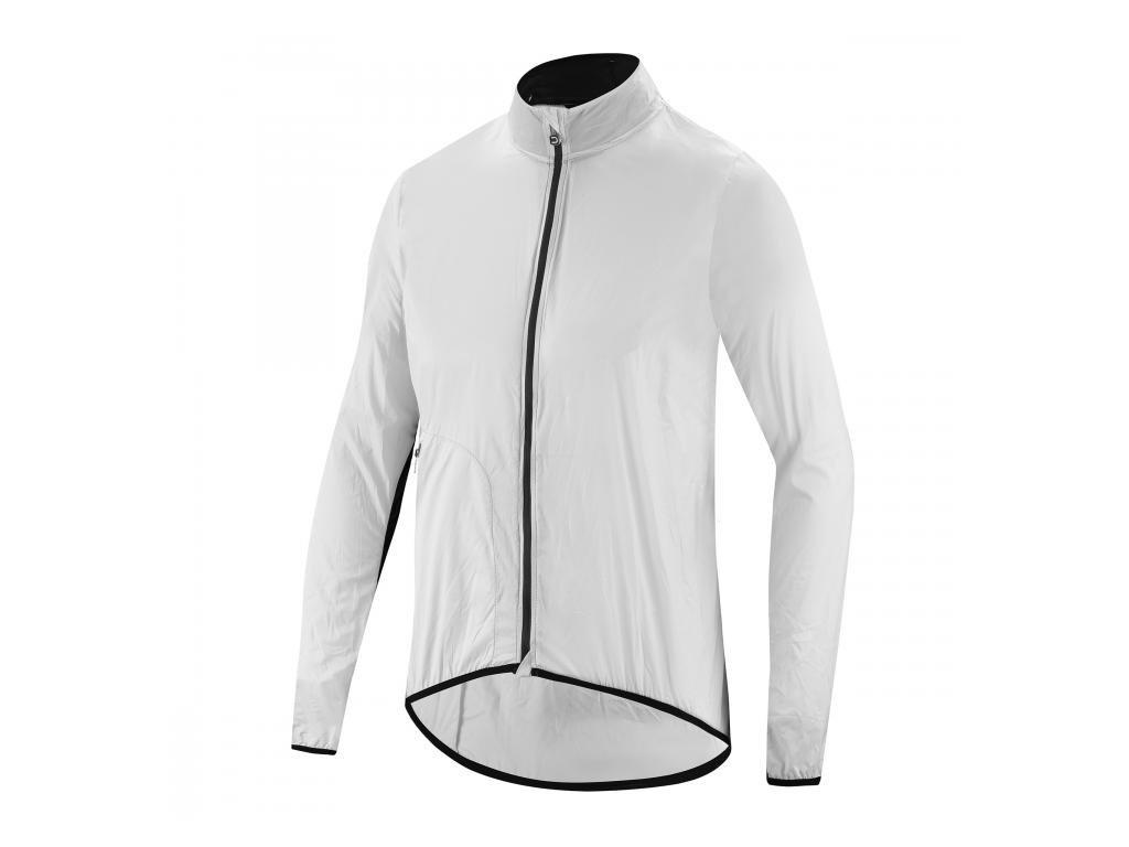Pánská cyklistická bunda Dotout Tempo Jacket White