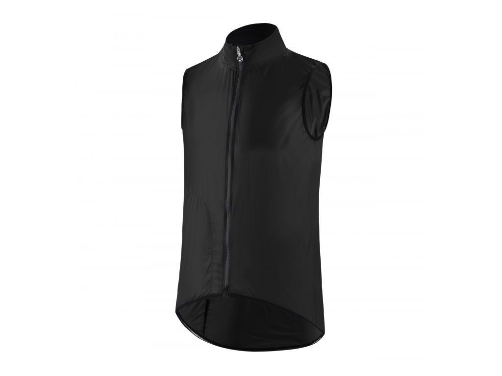 Pánská cyklistická bunda Dotout Tempo Vest Black