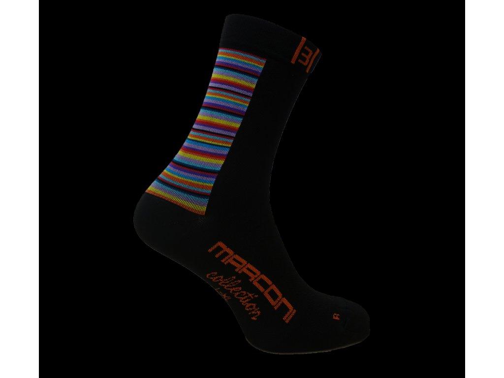 Marconi collection multicolor negro