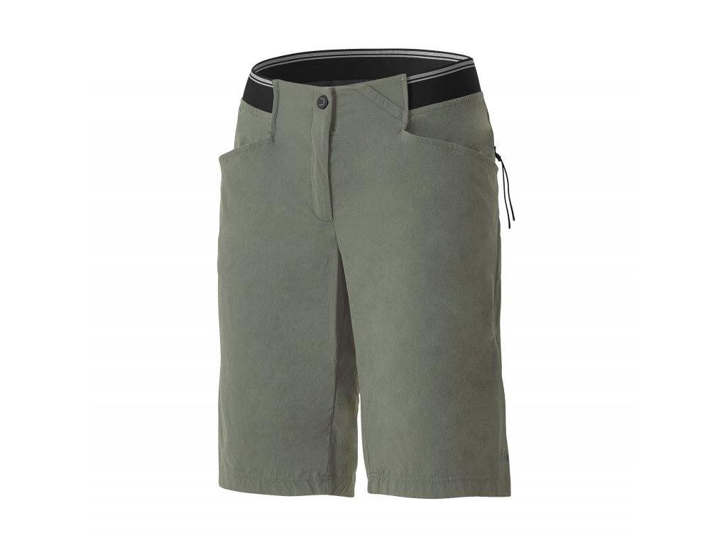 Dámské cyklistické kalhoty Dotout Storm W Pant - Sage green