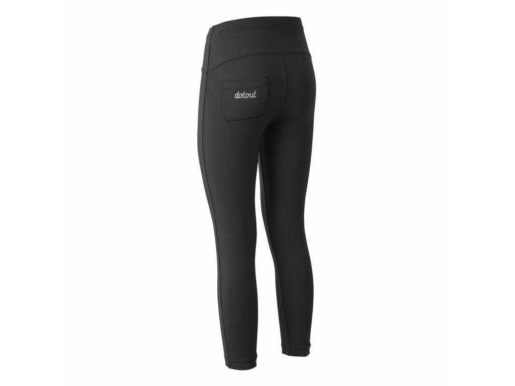 Dámské cyklistické kalhoty Dotout Agility W Pant - black