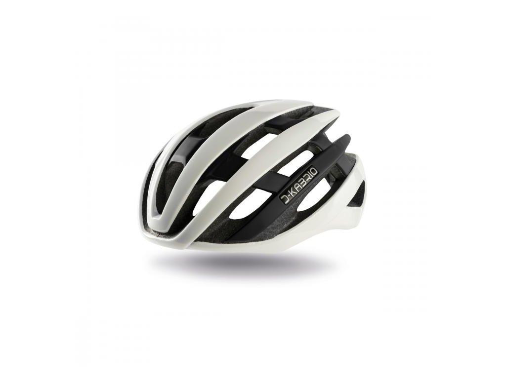 Cyklistická přilba Dotout Kabrio -  Shiny White