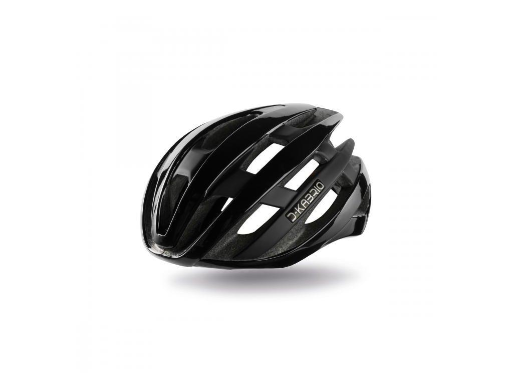 Cyklistická přilba Dotout Kabrio -  Shiny Black
