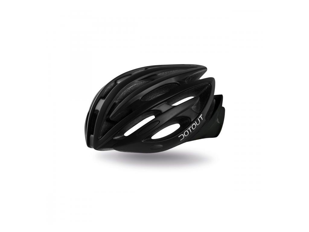 Cyklistická přilba Dotout Shoy - Matt Black