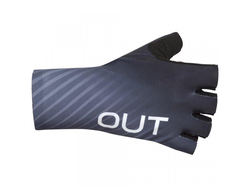 Rukavice Dotout Speed Glove Black/Dark Grey A19x030-984