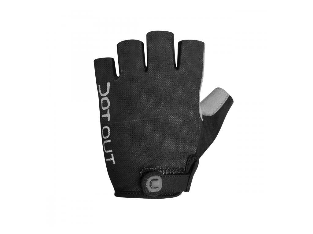 Rukavice Dotout Pin Glove Black/Black A16x001-909