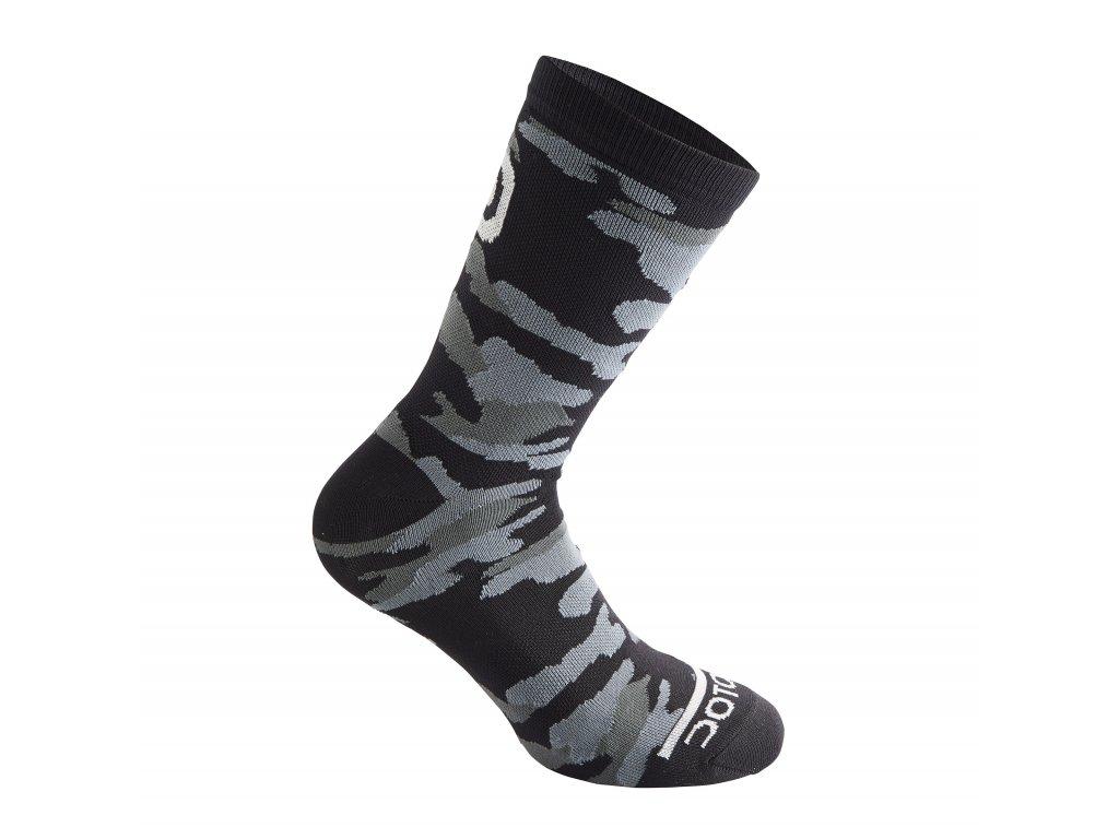 Ponožky Dotout Camou Socks Black A19x190-902