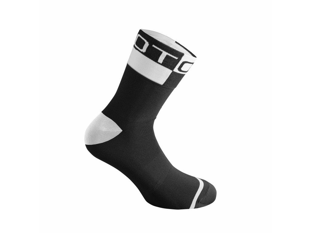 Ponožky Dotout Square Socks Black A20x180-900