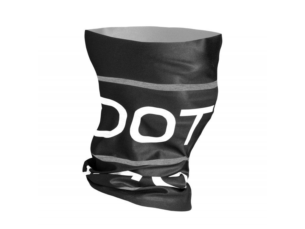 Nákrčník Dotout Essential Neckwarmer Black A20x850-900