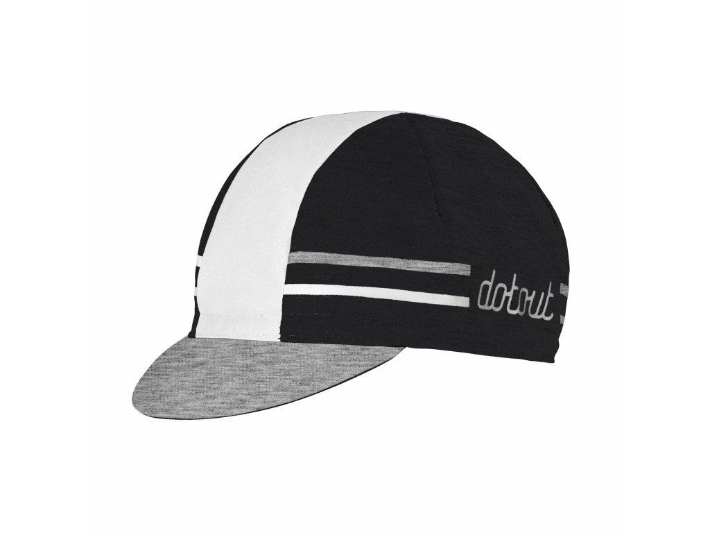 Čepička Dotout Epic W Cap White/Black A20x312-009