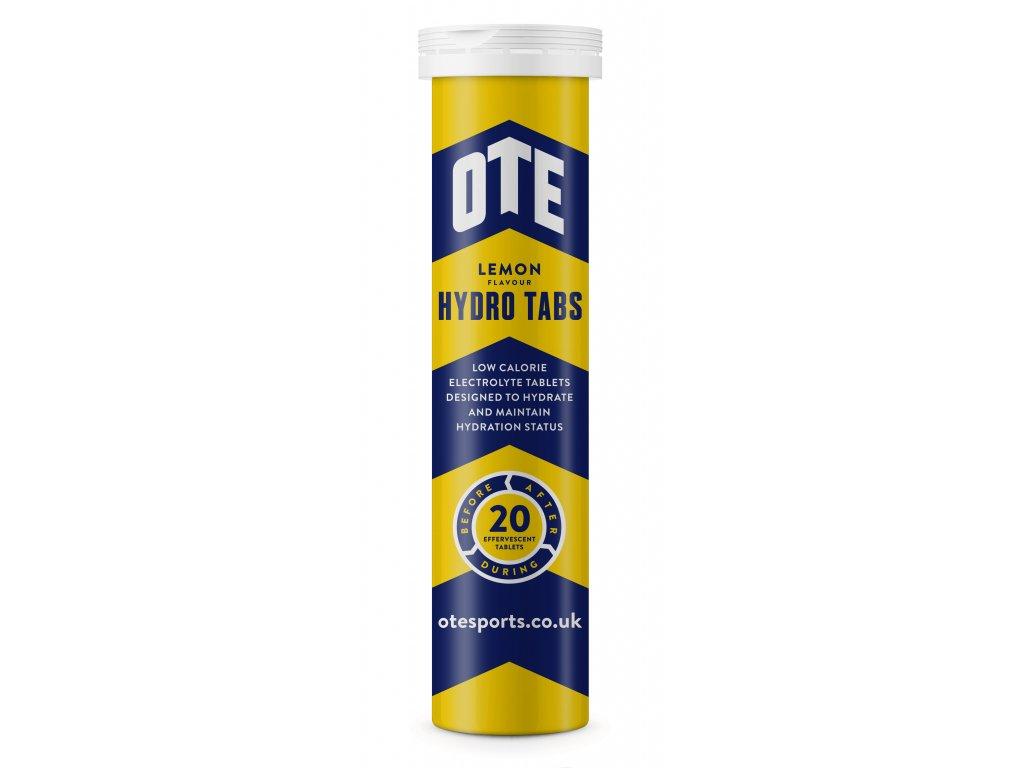 Sportovní nápoj OTE Hydro Tabs (20 tb)