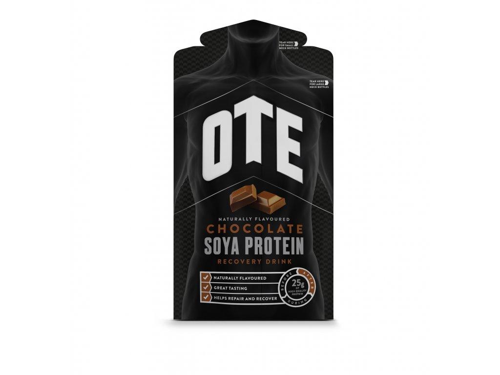 Regenerační nápoj OTE Recovery Soya Čokoláda 52g