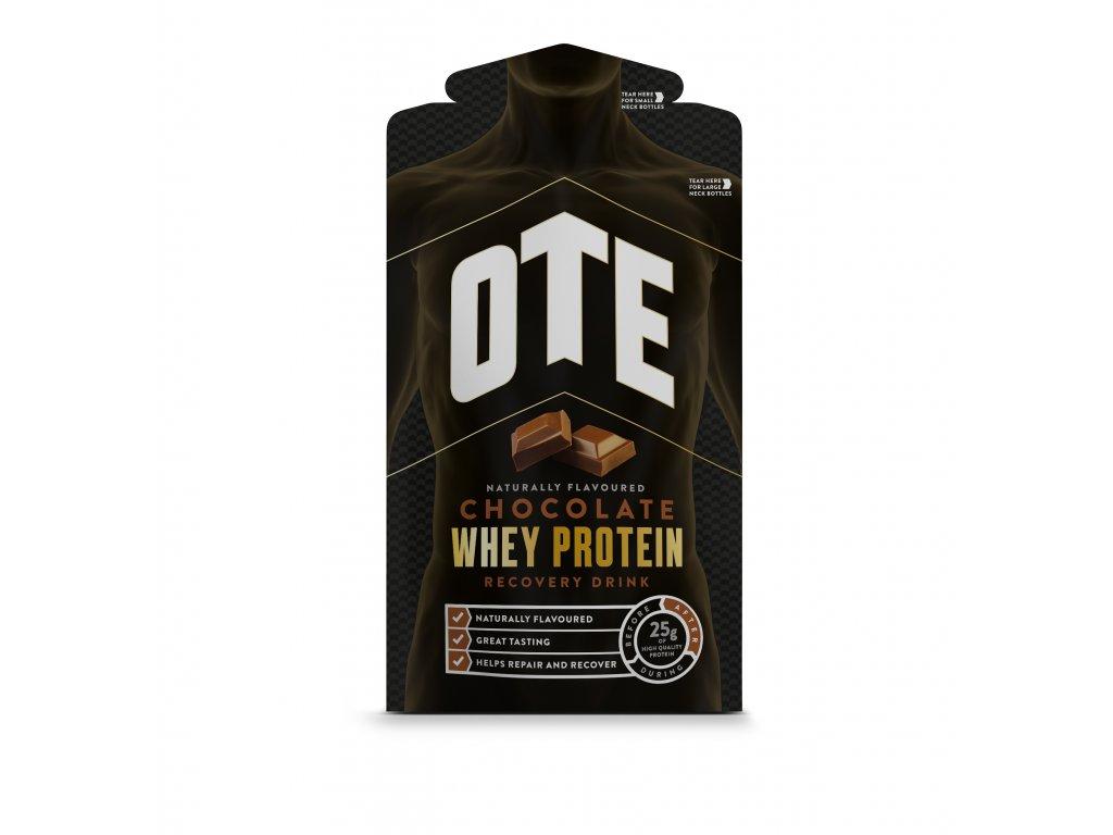 Regenerační nápoj OTE Recovery Whey Čokoláda 1kg