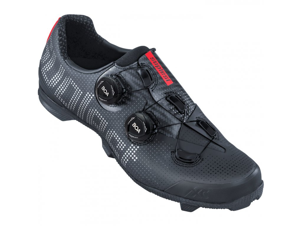 MTB tretry Suplest crosscountry Pro Anthracite/Silver
