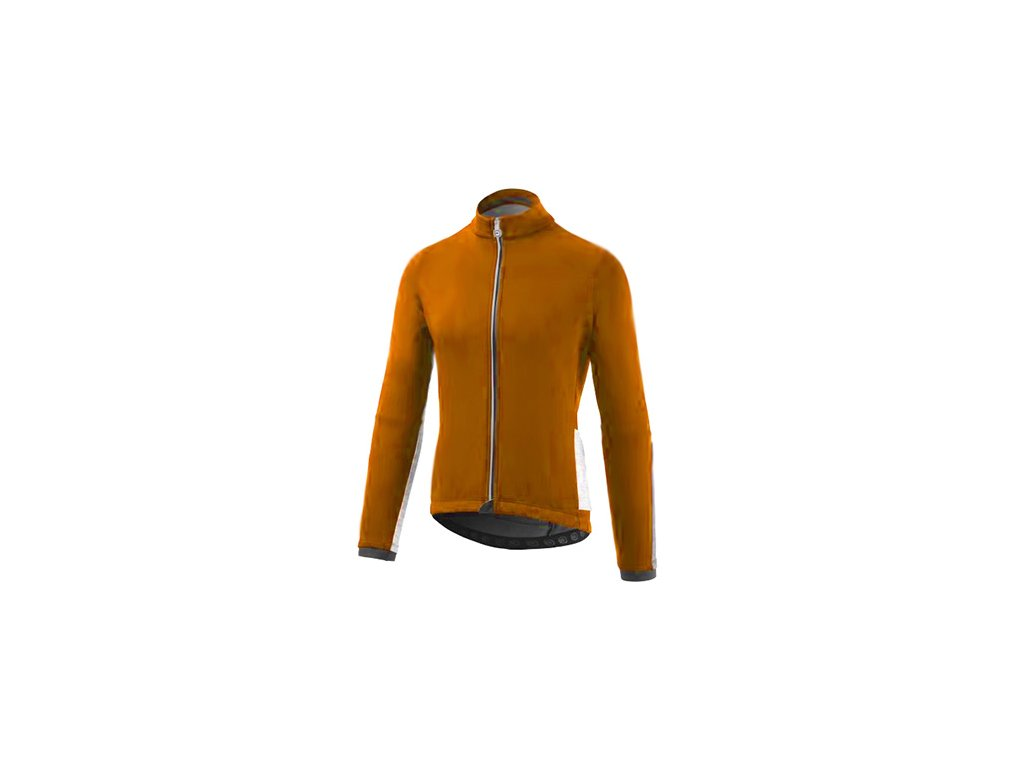 Cyklistická bunda  Dotout Combact jacket - Orange - L