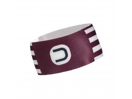 Nákrčník Dotout Essential Headband Bordeaux A20x810-315