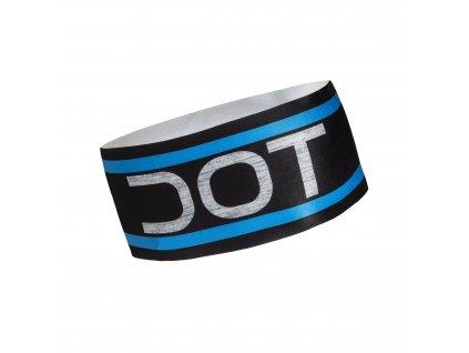 Nákrčník Dotout Essential Headband Black/China Blue A20x810-976