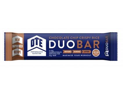 Energetická tyčinka OTE Duobar 65g