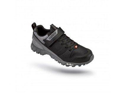 MTB tretry Suplest Offroad Sport Black/Grey vel. 39